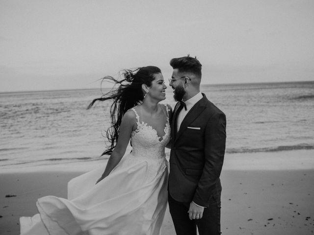 O casamento de Fagner e Taynara em Montijo, Montijo 41