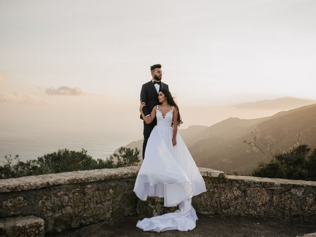O casamento de Fagner e Taynara em Montijo, Montijo 43