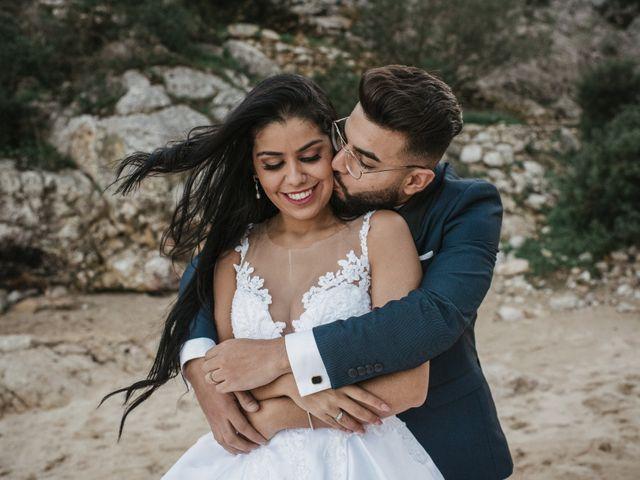 O casamento de Fagner e Taynara em Montijo, Montijo 46