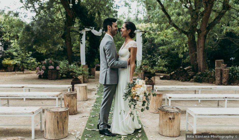O casamento de Francisco e Filipa em Torres Vedras, Torres Vedras