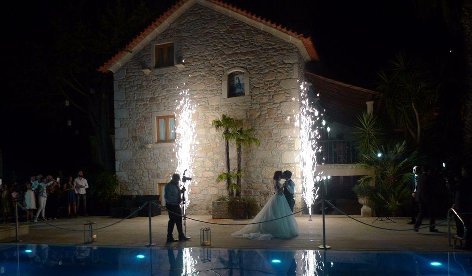 O casamento de Luís Miguel e Jéssica  em Mazarefes, Viana do Castelo (Concelho)