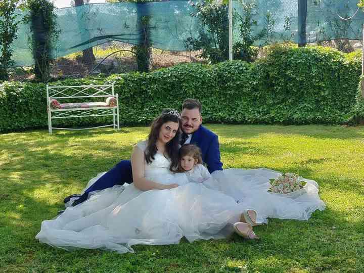 O casamento de Cátia e Rui