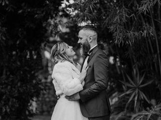 O casamento de Cláudia e Marcos