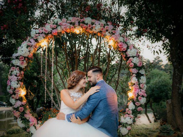 O casamento de Vanessa e Ruben