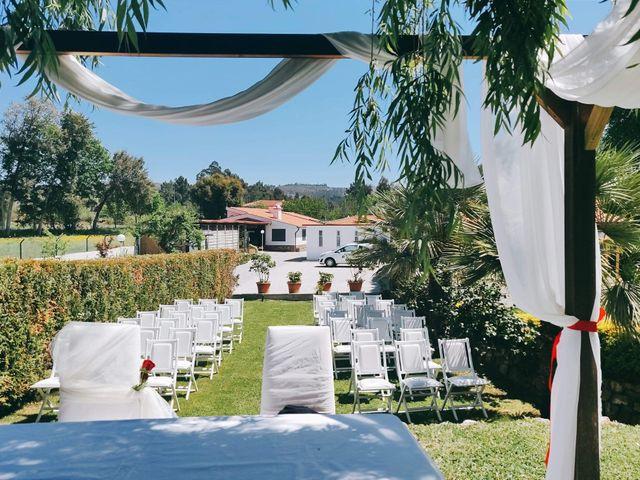 O casamento de Rui e Cátia em Aguiar de Sousa, Paredes 2