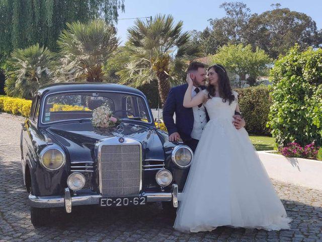 O casamento de Rui e Cátia em Aguiar de Sousa, Paredes 8