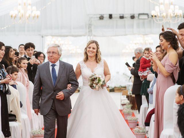 O casamento de Marcos e Cláudia em Santo António da Charneca, Barreiro 19