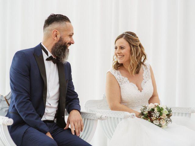 O casamento de Marcos e Cláudia em Santo António da Charneca, Barreiro 20