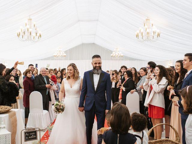 O casamento de Marcos e Cláudia em Santo António da Charneca, Barreiro 21