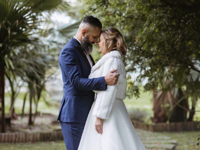 O casamento de Marcos e Cláudia em Santo António da Charneca, Barreiro 23