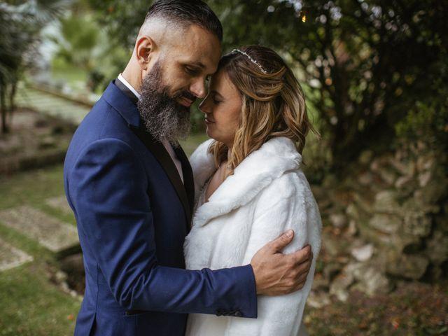 O casamento de Marcos e Cláudia em Santo António da Charneca, Barreiro 24