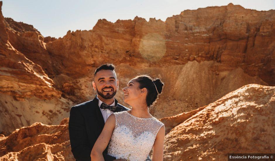 O casamento de Elton e Susanna em Bajouca, Leiria (Concelho)