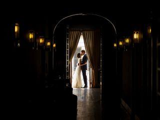 O casamento de Liane e Rutger