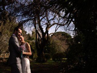 O casamento de Diana e Levi