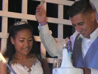 O casamento de Romina  e Fábio 1