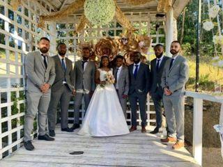 O casamento de Romina  e Fábio