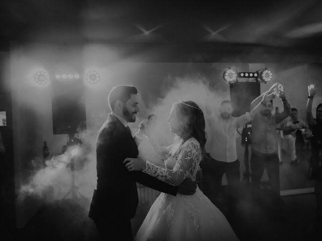 O casamento de Márcia e Rui