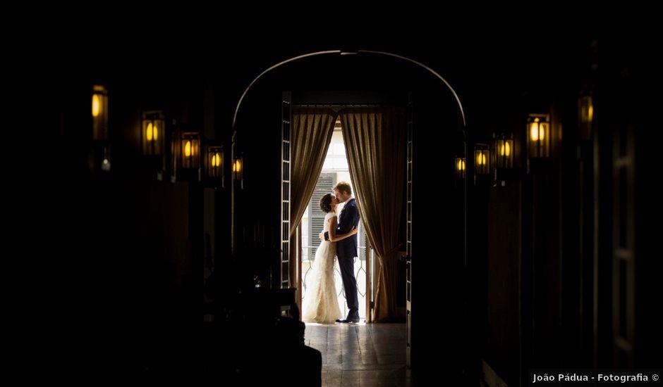 O casamento de Rutger e Liane em Matosinhos, Matosinhos