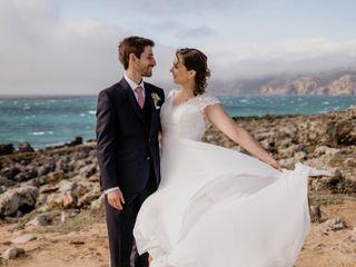 O casamento de Maria e André  3