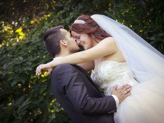O casamento de Helena e Luis