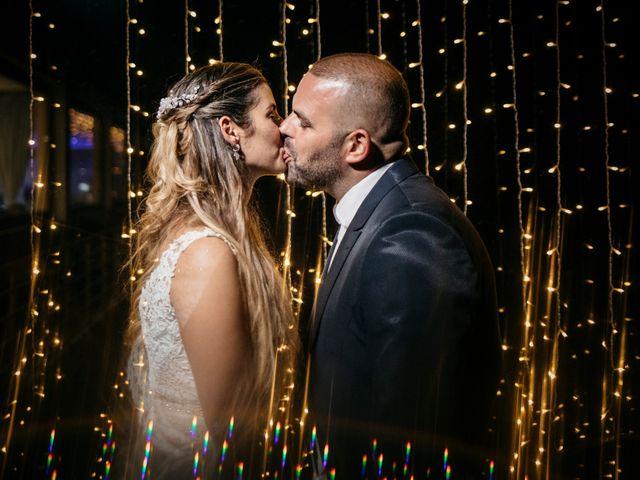 O casamento de Cristiana e Filipe