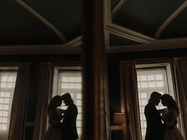 O casamento de Elisabete e Vítor