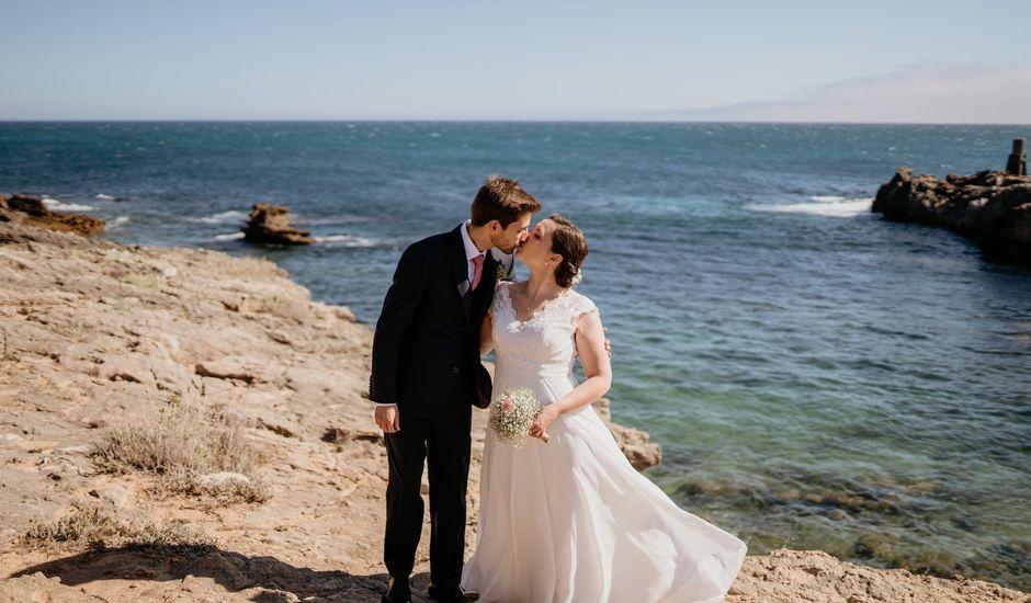 O casamento de André  e Maria em Cascais, Cascais