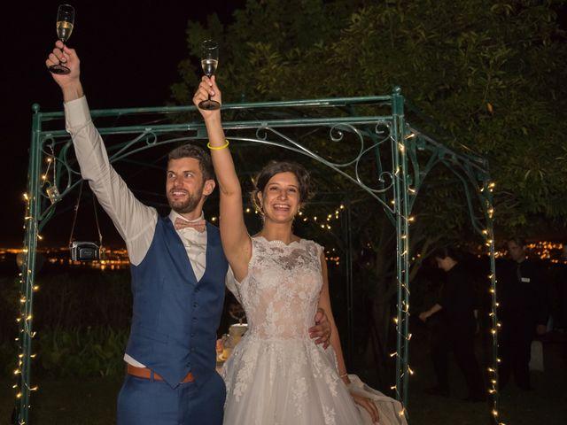 O casamento de Magali e Guillaume