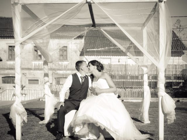 O casamento de Melissa e Sebastien