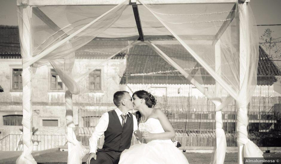 O casamento de Sebastien e Melissa em Arazede, Montemor-o-Velho