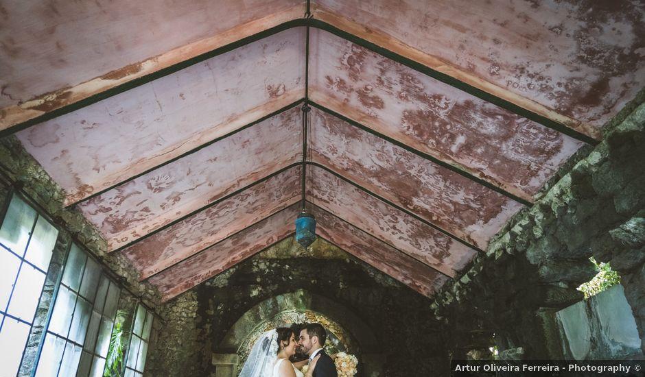 O casamento de Hugo e Carla em Sintra, Sintra