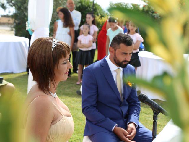 O casamento de Hugo e Sónia em Atouguia da Baleia, Peniche 6