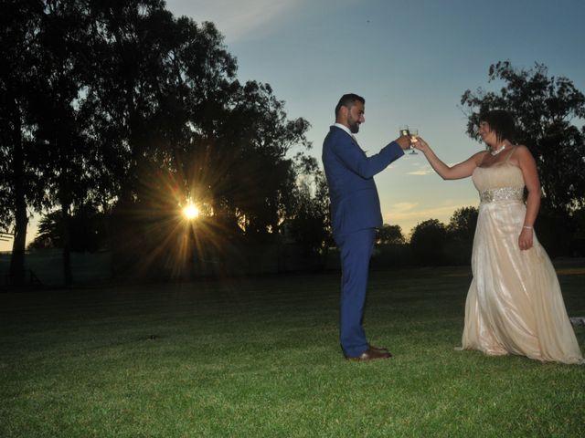 O casamento de Sónia e Hugo