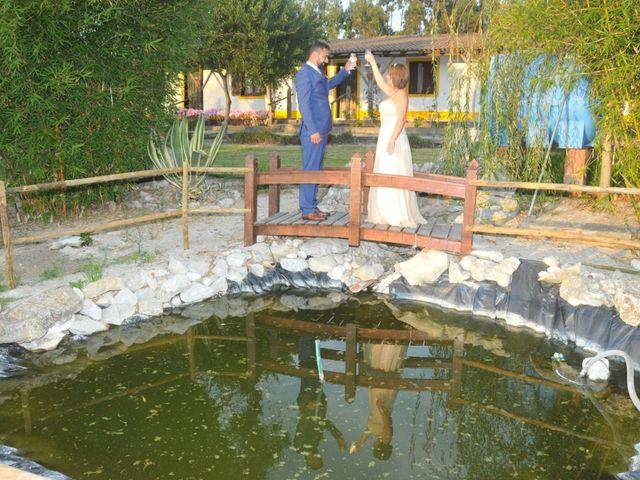 O casamento de Hugo e Sónia em Atouguia da Baleia, Peniche 2