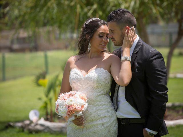 O casamento de Carolina e Fernando