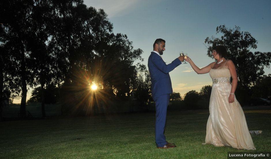 O casamento de Hugo e Sónia em Atouguia da Baleia, Peniche