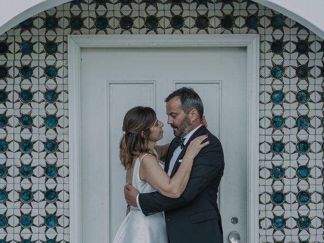 O casamento de Olga e Carlos