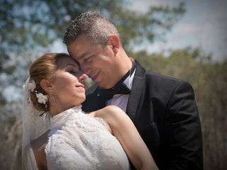 O casamento de Sandra e Dionisio