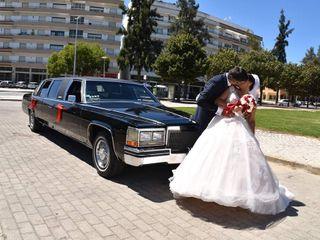 O casamento de Paula  e José