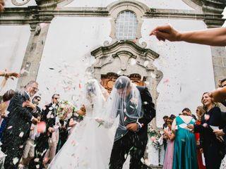 O casamento de Cátia e Filipe