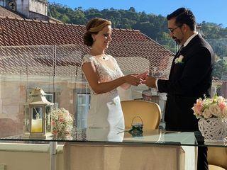 O casamento de Pedro e Carla