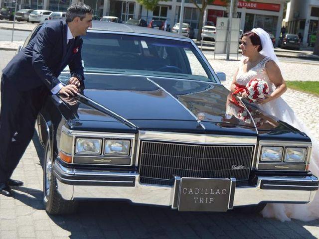 O casamento de José  e Paula  em Alpiarça, Alpiarça 1