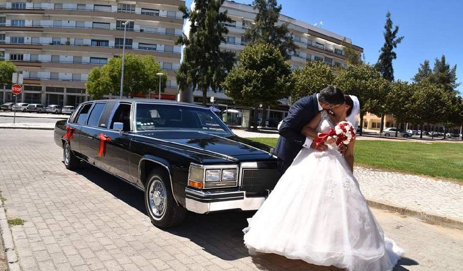 O casamento de José  e Paula  em Alpiarça, Alpiarça