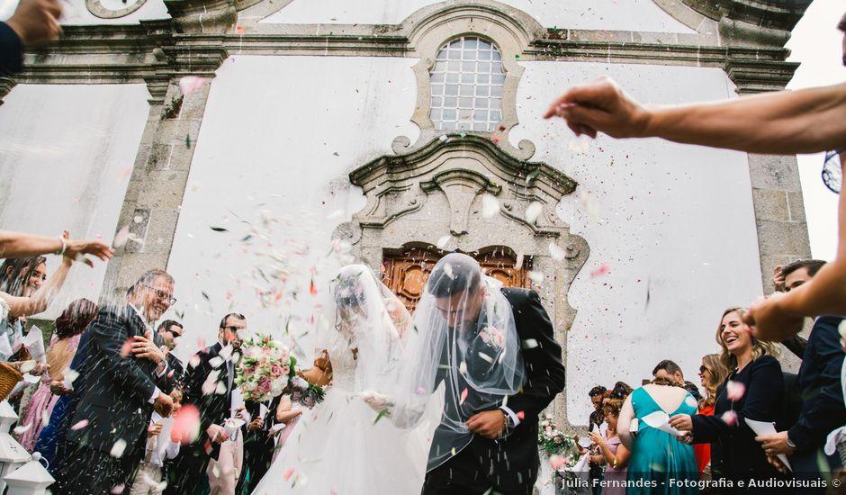 O casamento de Filipe e Cátia em Vila Nova de Famalicão, Vila Nova de Famalicão