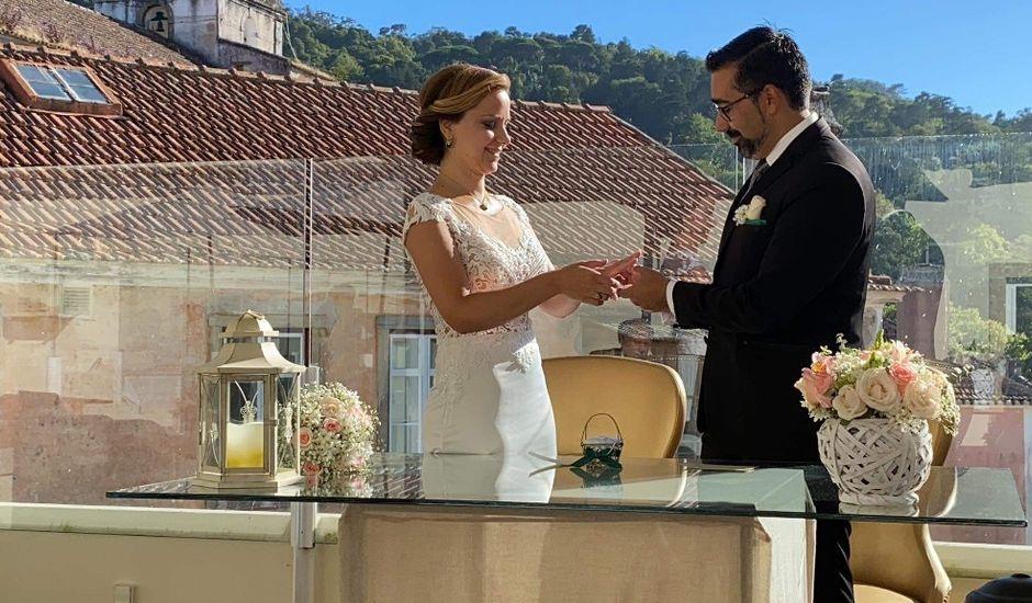O casamento de Carla e Pedro em Sintra, Sintra