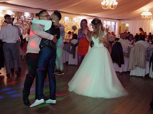O casamento de Ricardo e Vanessa em Barreiro, Barreiro 124