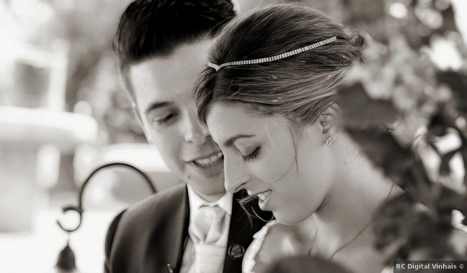 O casamento de Rui e Ângela em Cabanelas, Mirandela