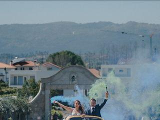 O casamento de Flávio  e Andreia 1