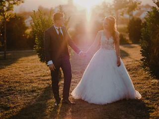 O casamento de Flávio  e Andreia