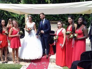 O casamento de Cátia  e Carlos 1